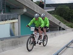 Bergzeitfahren Bobbahn Winterberg