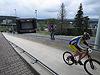 Bergzeitfahren Bobbahn Winterberg (100) Foto