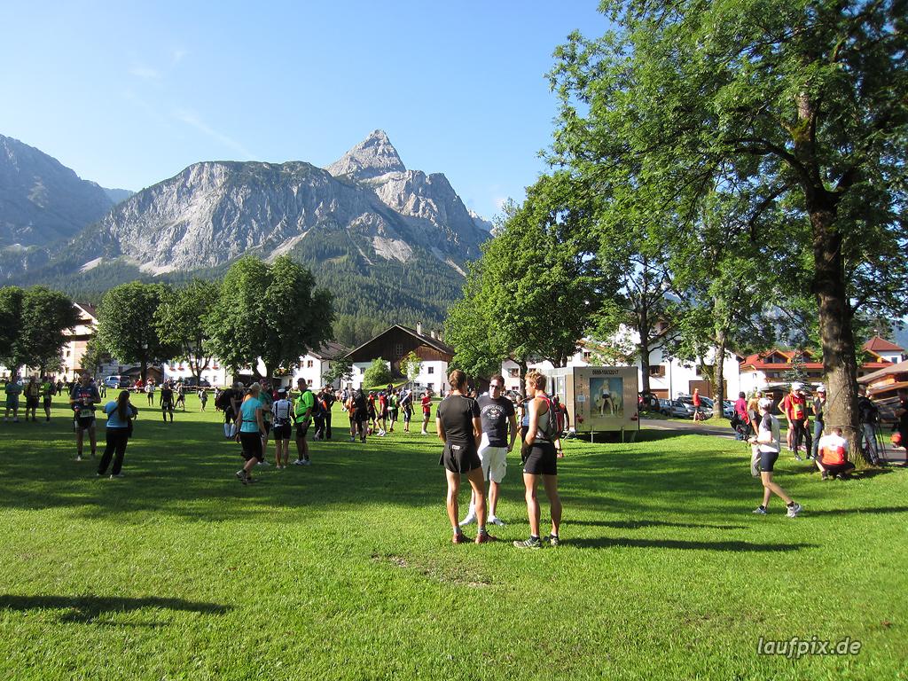 Zugspitz Extremberglauf - Start 2011 - 2