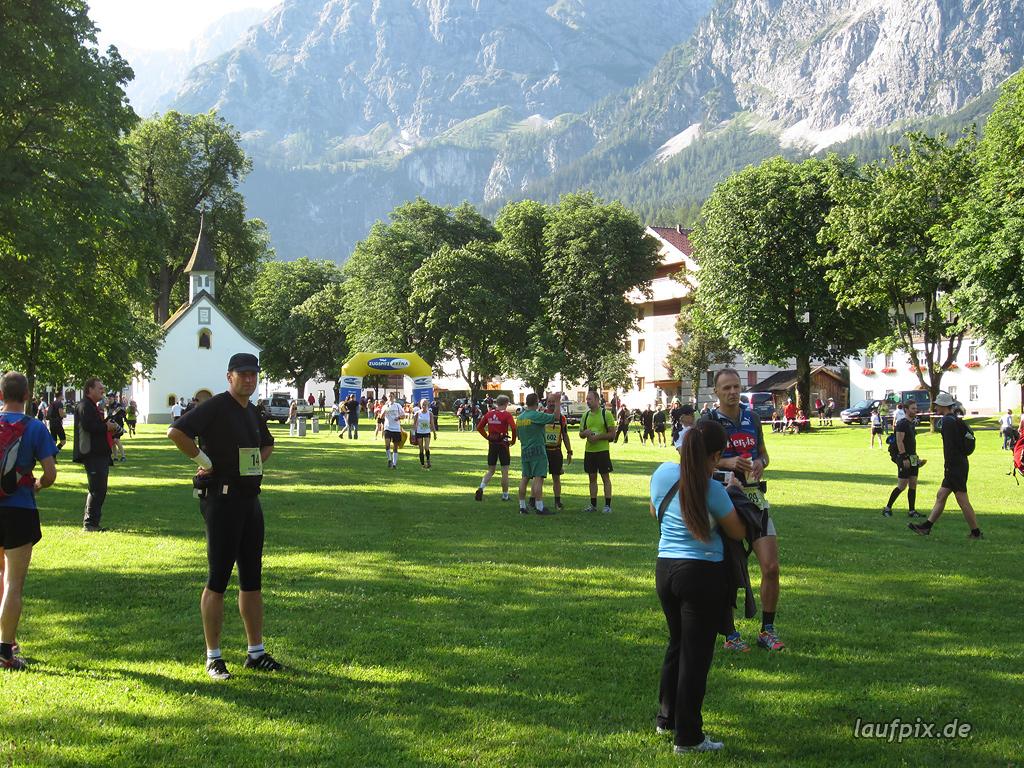 Zugspitz Extremberglauf - Start 2011 - 5