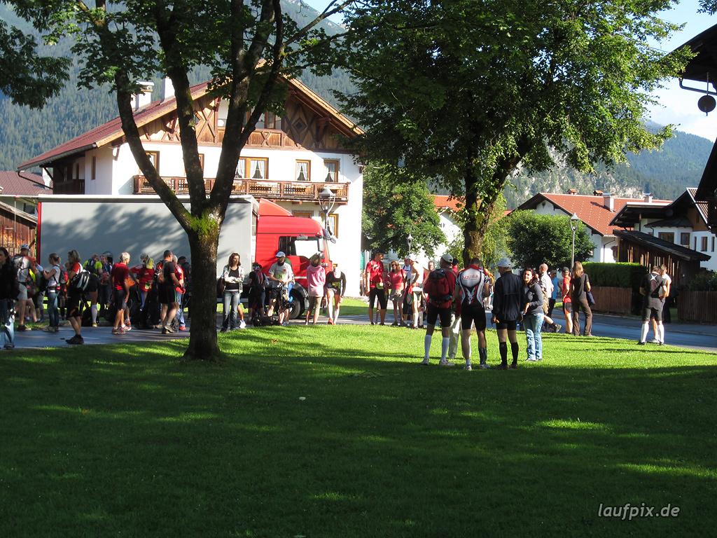 Zugspitz Extremberglauf - Start 2011 - 7