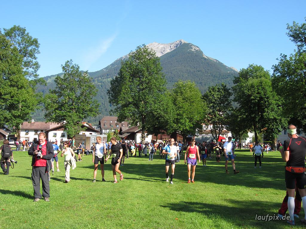 Zugspitz Extremberglauf - Start 2011 - 9