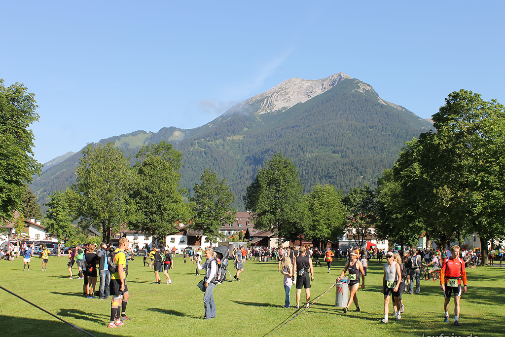 Zugspitz Extremberglauf - Start 2011 - 12