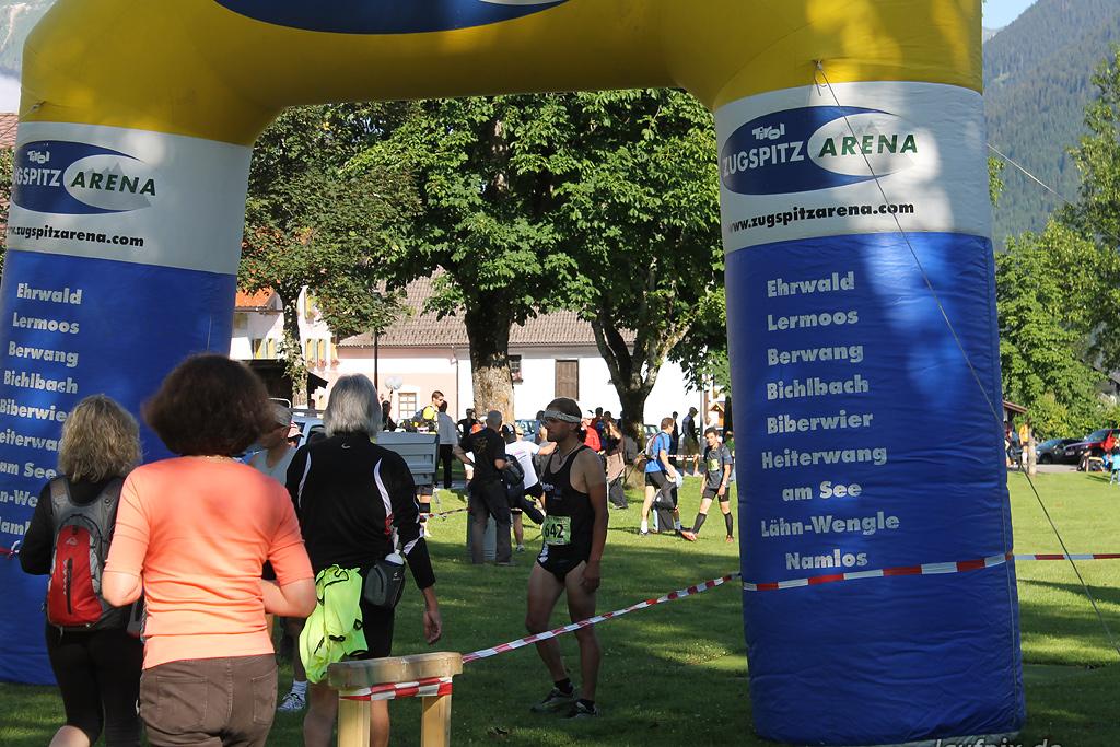 Zugspitz Extremberglauf - Start 2011 - 14