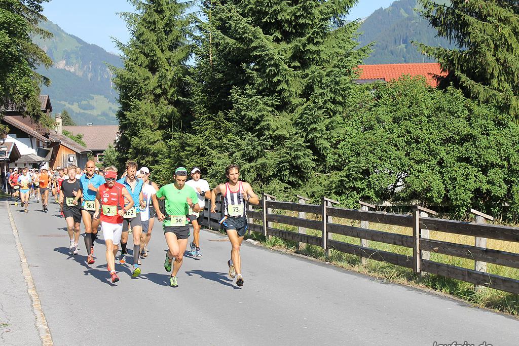 Zugspitz Extremberglauf - Start 2011 - 19