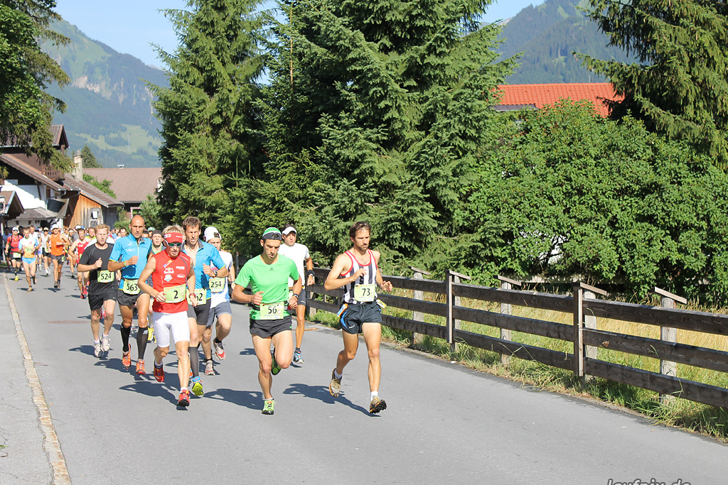 Zugspitz Extremberglauf - Start 2011 - 20