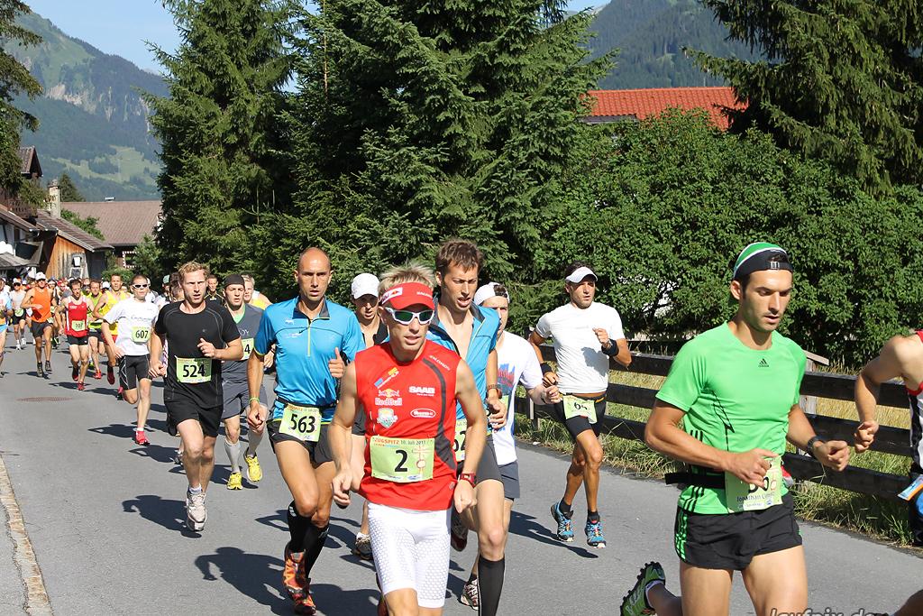 Zugspitz Extremberglauf - Start 2011 - 21