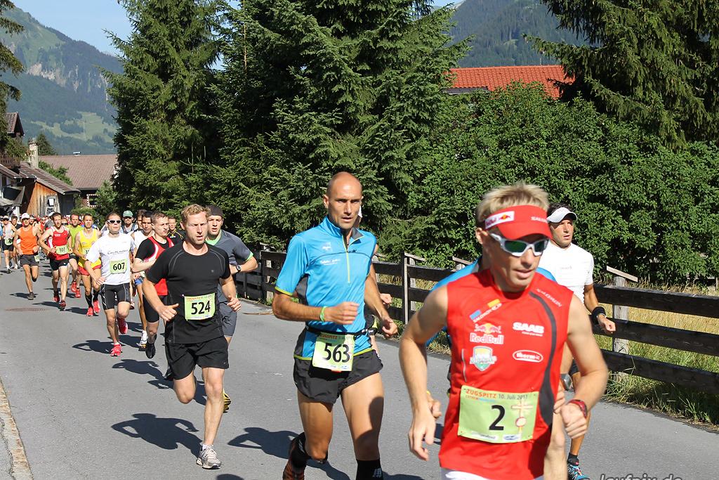 Zugspitz Extremberglauf - Start 2011 - 22