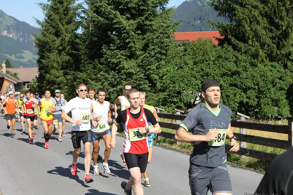 Zugspitz Extremberglauf - Start 2011 - 23
