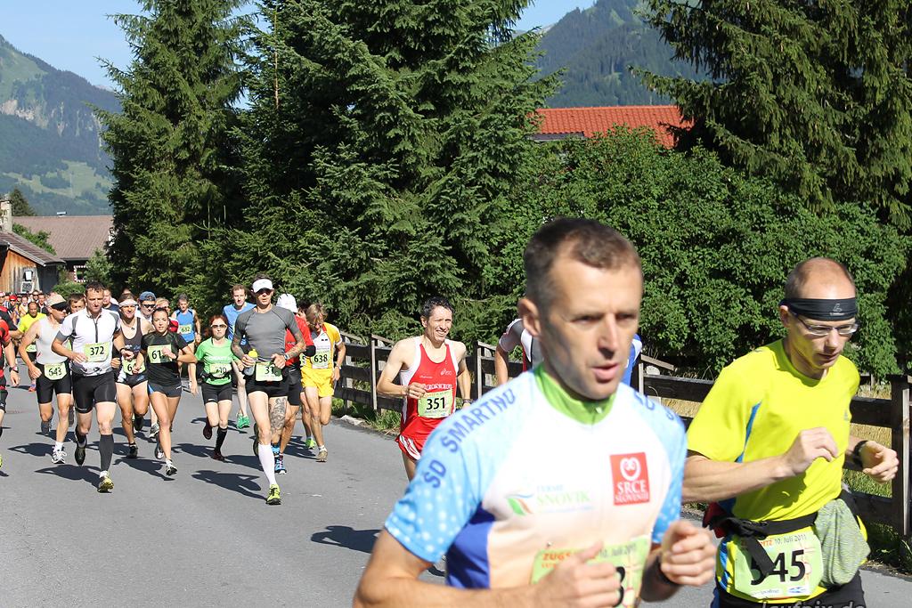 Zugspitz Extremberglauf - Start 2011 - 26