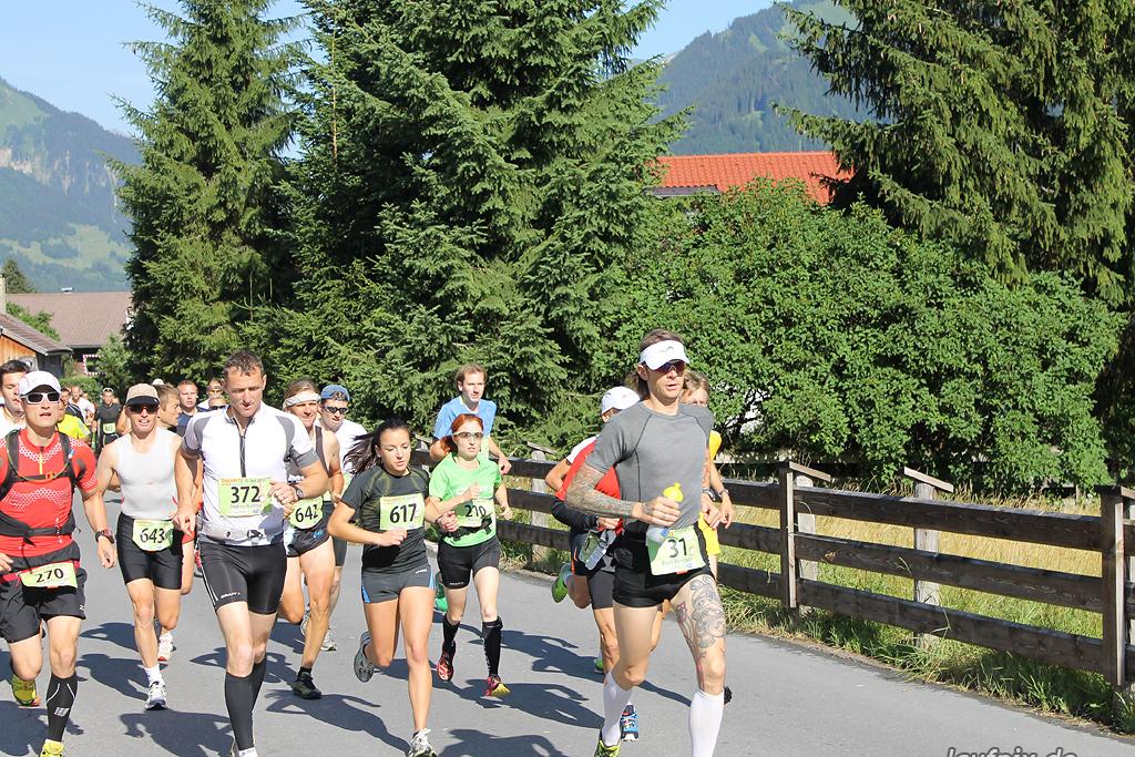 Zugspitz Extremberglauf - Start 2011 - 27