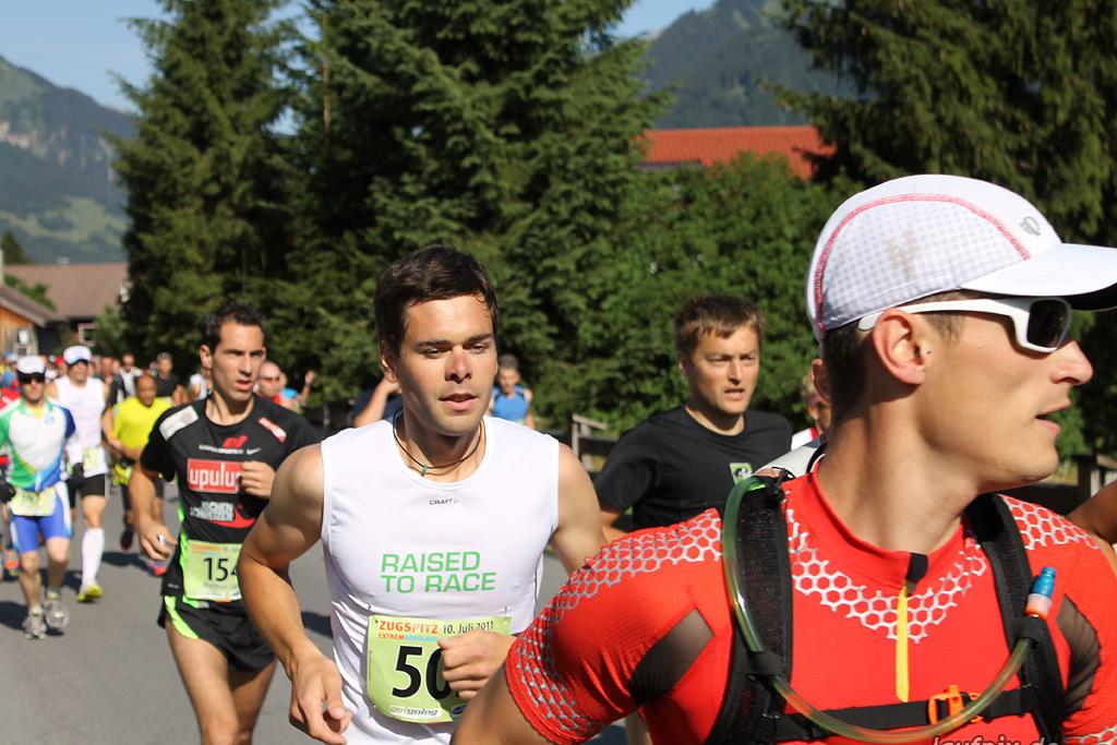 Zugspitz Extremberglauf - Start 2011 - 29
