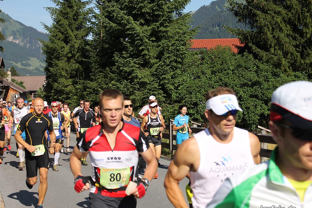Zugspitz Extremberglauf - Start 2011 - 31