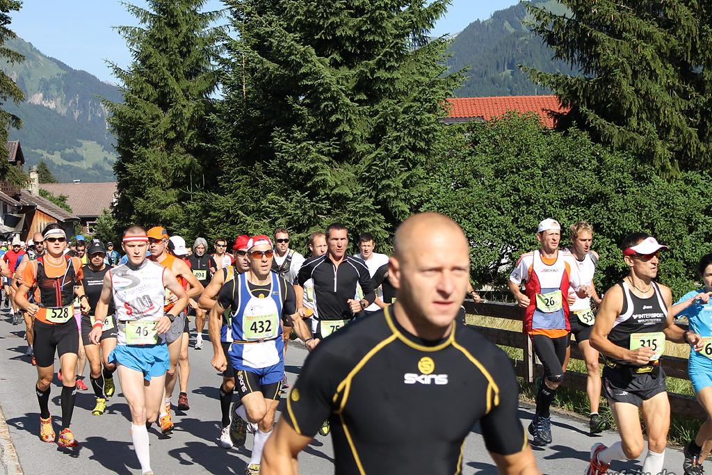 Zugspitz Extremberglauf - Start 2011 - 32