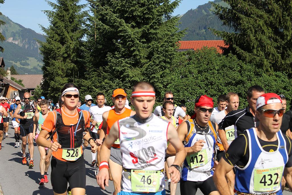 Zugspitz Extremberglauf - Start 2011 - 33