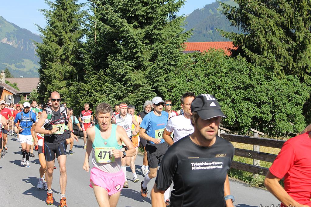 Zugspitz Extremberglauf - Start 2011 - 34