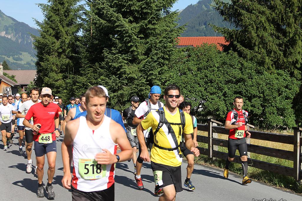 Zugspitz Extremberglauf - Start 2011 - 36