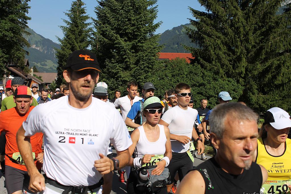 Zugspitz Extremberglauf - Start 2011 - 58