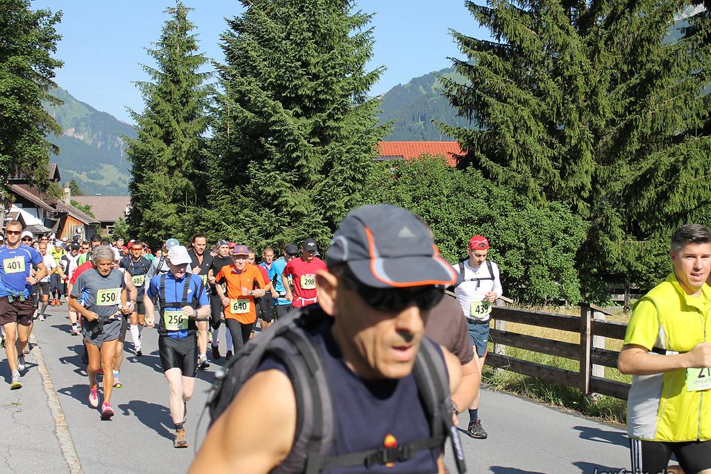 Zugspitz Extremberglauf - Start 2011 - 78
