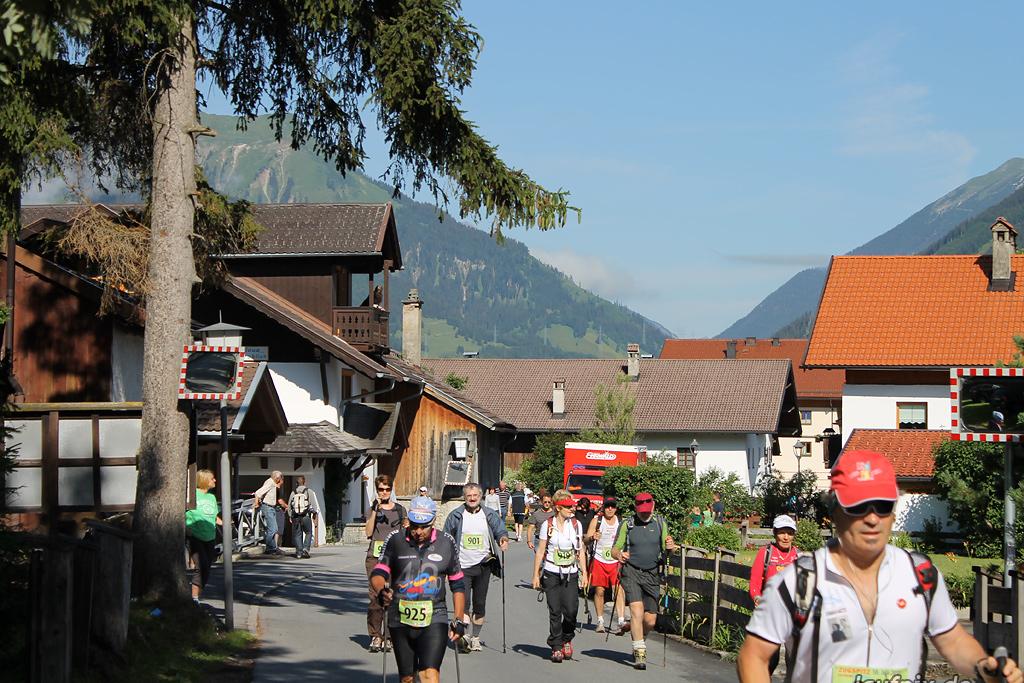 Zugspitz Extremberglauf - Start 2011 - 119