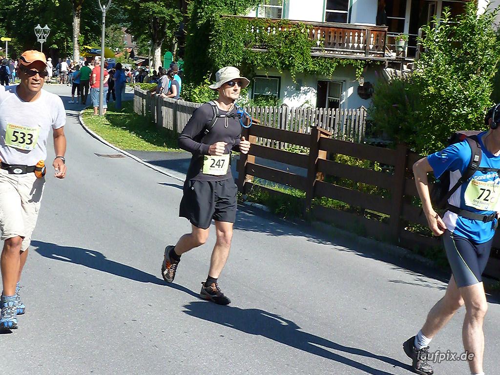 Zugspitz Extremberglauf - Start 2011 - 222