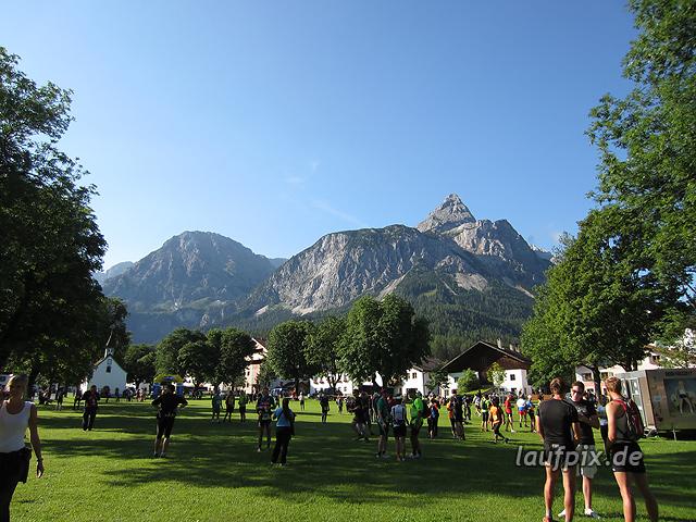 Zugspitz Extremberglauf - Start 2011
