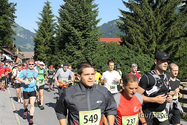 Zugspitz Extremberglauf - Start 2011 - 81