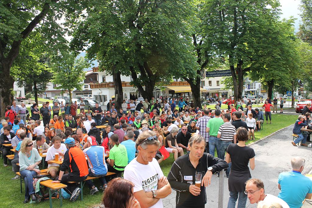 Zugspitzlauf Extremberglauf - Sieger 2011 - 2