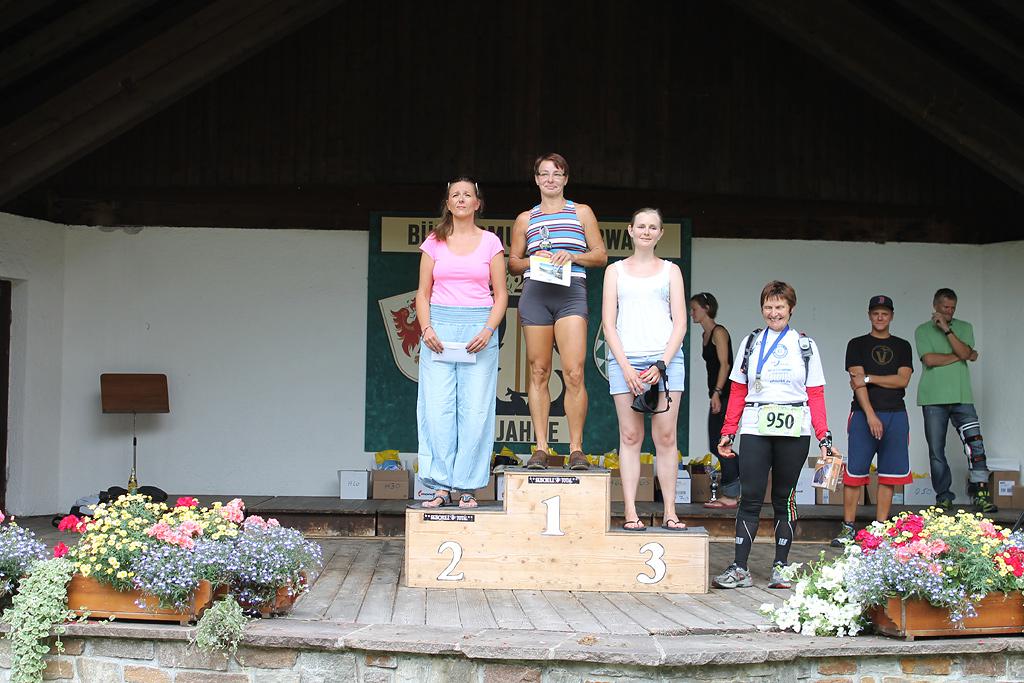 Zugspitzlauf Extremberglauf - Sieger 2011 Foto (1)
