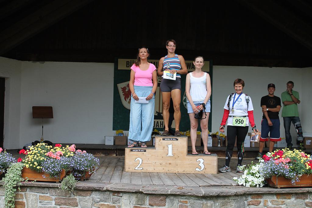 Zugspitzlauf Extremberglauf - Sieger 2011 - 12