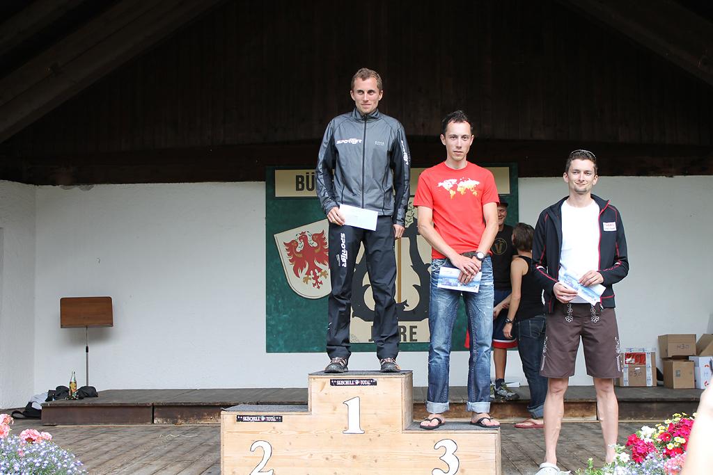 Zugspitzlauf Extremberglauf - Sieger 2011 - 22