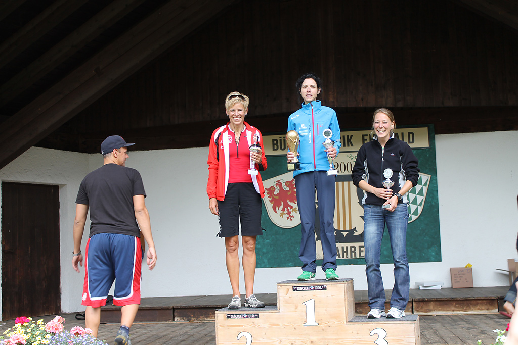 Zugspitzlauf Extremberglauf - Sieger 2011 Foto (23)