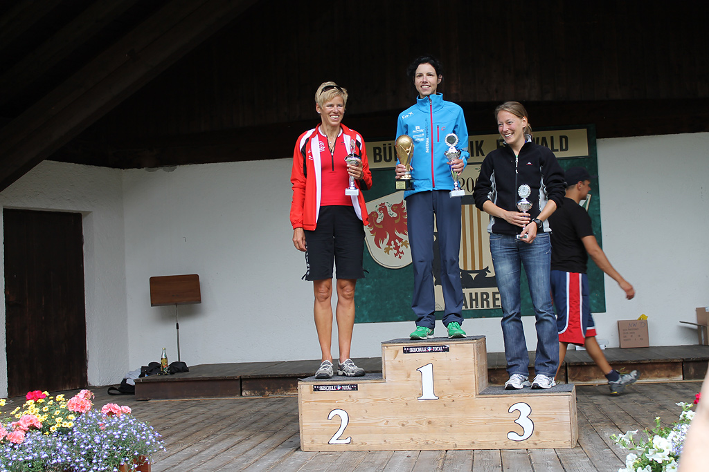 Zugspitzlauf Extremberglauf - Sieger 2011 - 25