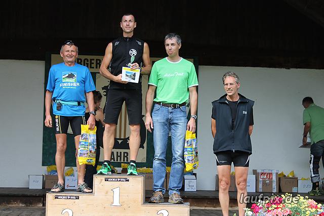 Zugspitzlauf Extremberglauf - Sieger 2011