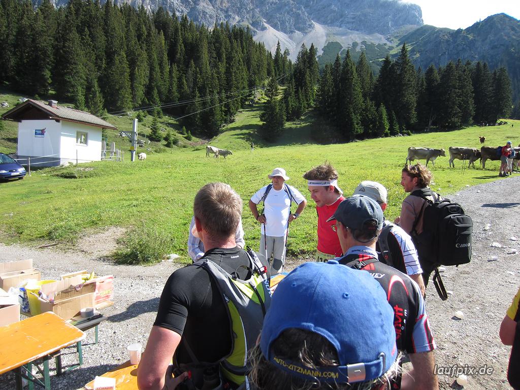 Zugspitzlauf Extremberglauf - Strecke 2011 - 23