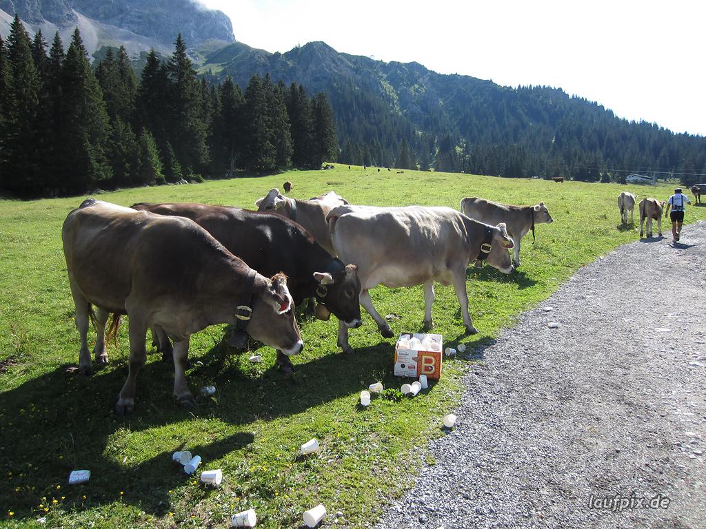 Zugspitzlauf Extremberglauf - Strecke 2011 - 26