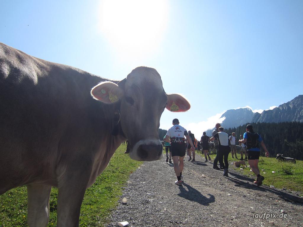 Zugspitzlauf Extremberglauf - Strecke 2011 - 29