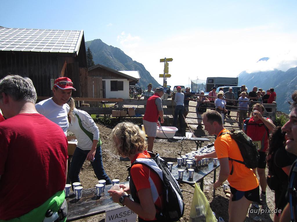 Zugspitzlauf Extremberglauf - Strecke 2011 - 68
