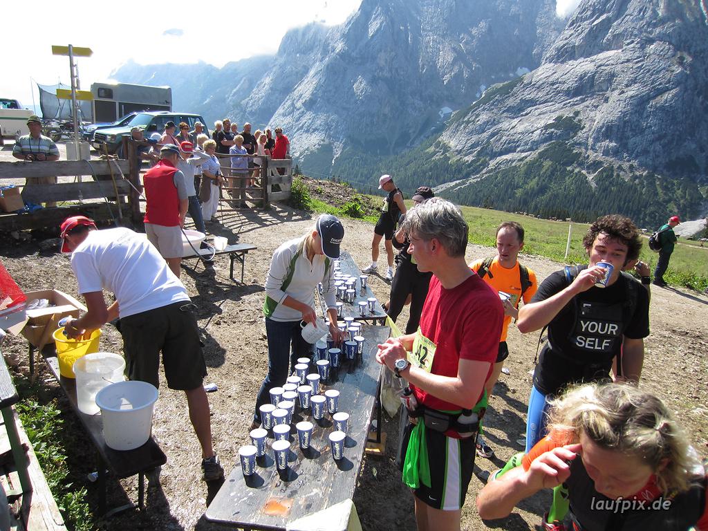 Zugspitzlauf Extremberglauf - Strecke 2011 - 70