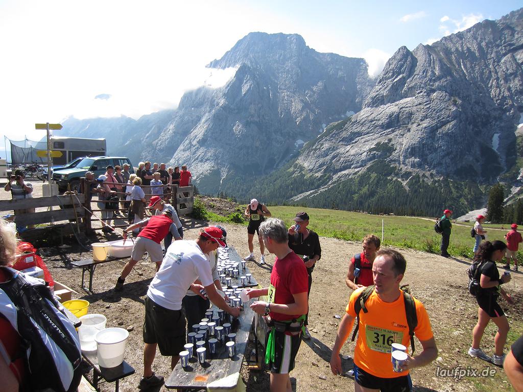 Zugspitzlauf Extremberglauf - Strecke 2011 - 71