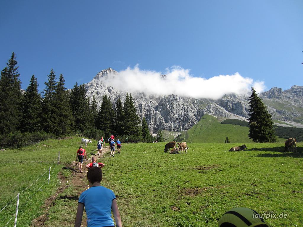 Zugspitzlauf Extremberglauf - Strecke 2011 - 80