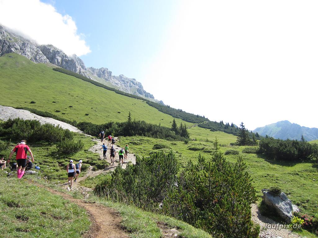 Zugspitzlauf Extremberglauf - Strecke 2011 - 86