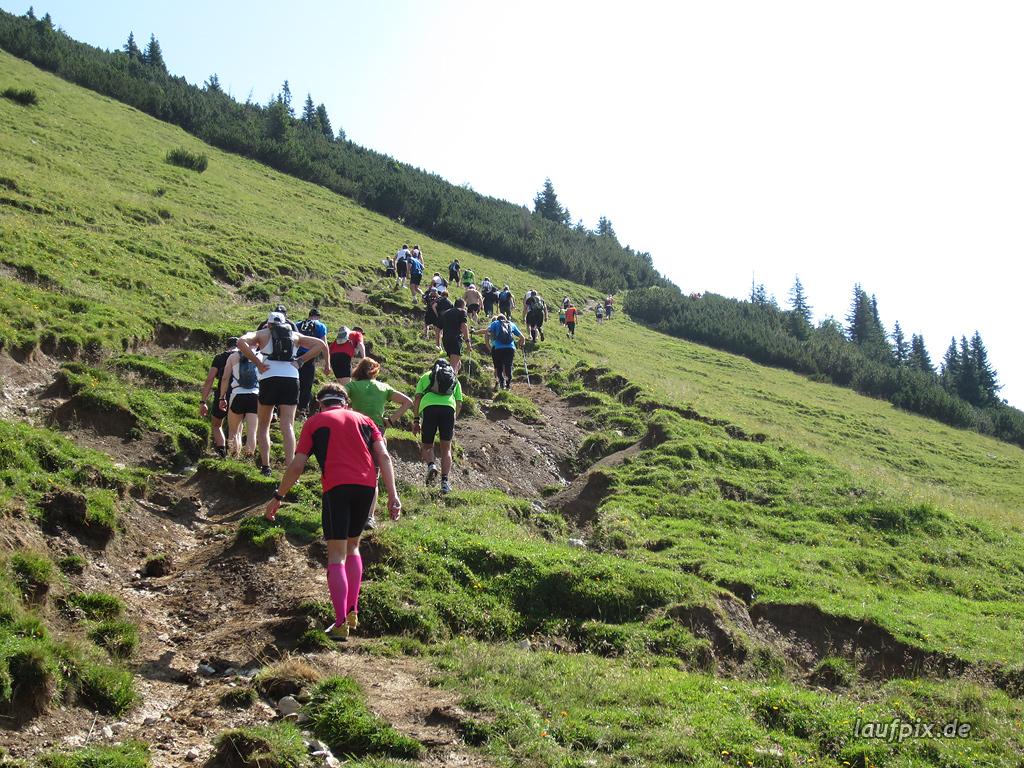 Zugspitzlauf Extremberglauf - Strecke 2011 - 89