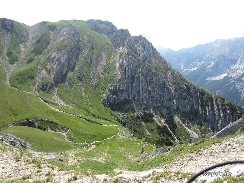 Zugspitzlauf Extremberglauf - Strecke 2011 - 107
