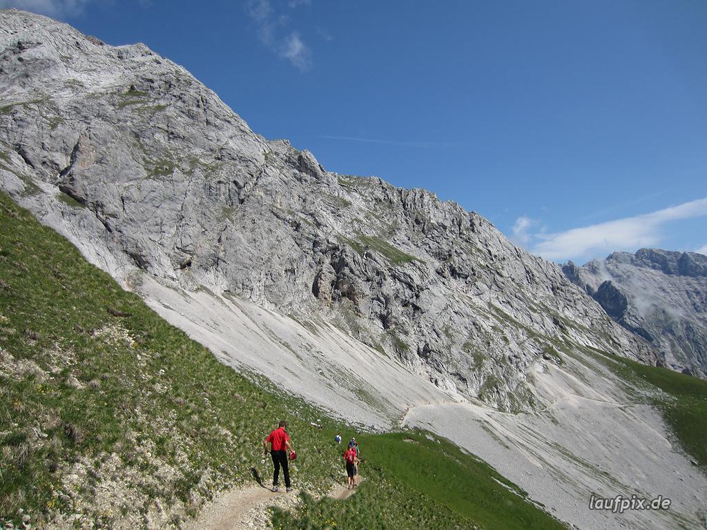 Zugspitzlauf Extremberglauf - Strecke 2011 - 109