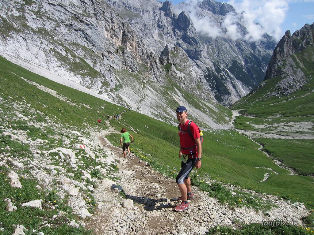 Zugspitzlauf Extremberglauf - Strecke 2011 - 120