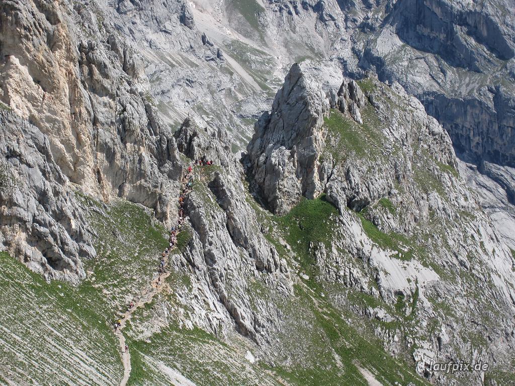 Zugspitzlauf Extremberglauf - Strecke 2011 - 121
