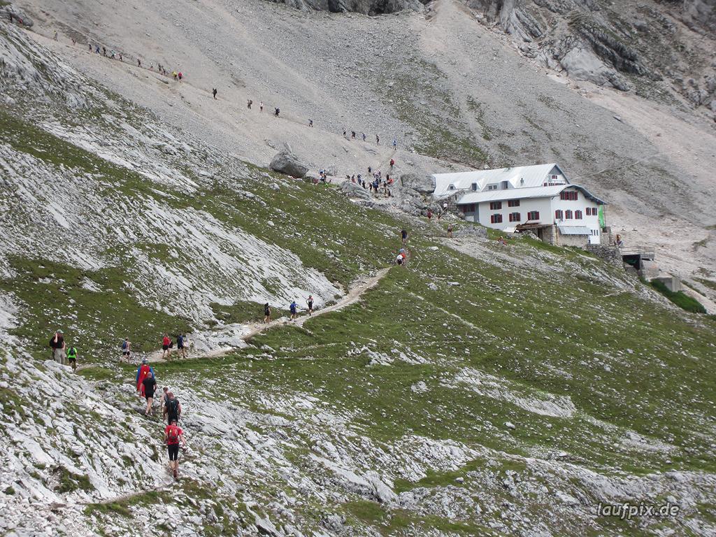 Zugspitzlauf Extremberglauf - Strecke 2011 - 172