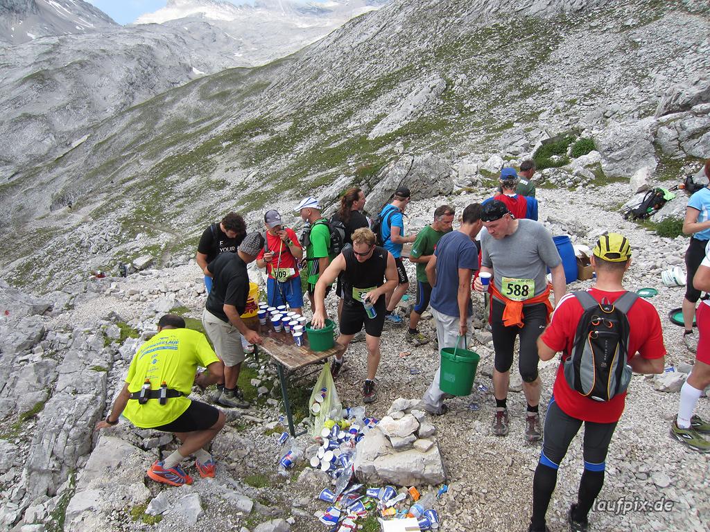 Zugspitzlauf Extremberglauf - Strecke 2011 - 181