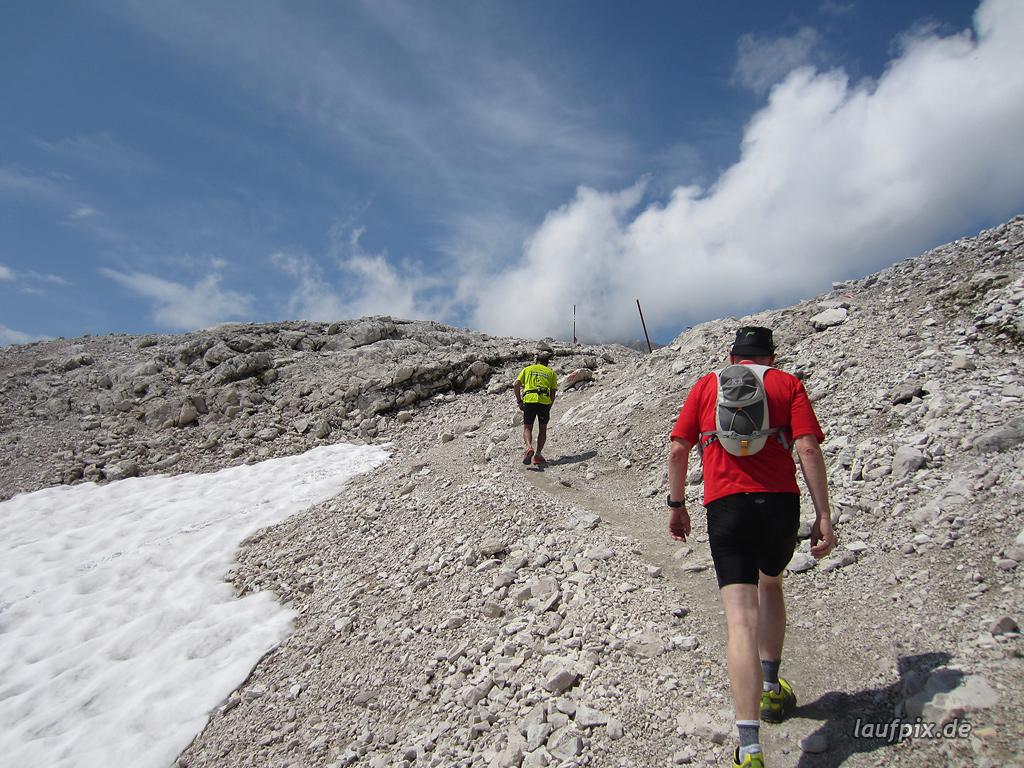 Zugspitzlauf Extremberglauf - Strecke 2011 - 248